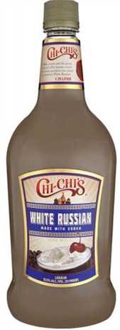 Chi-Chis White Russian